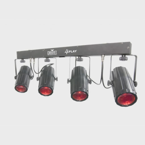 CHAUVET 4 PLAY